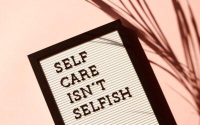 Sådan her kan du blive bedre til at passe på dig selv