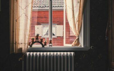Gem din gamle radiator af vejen med en diy radiatorskjuler
