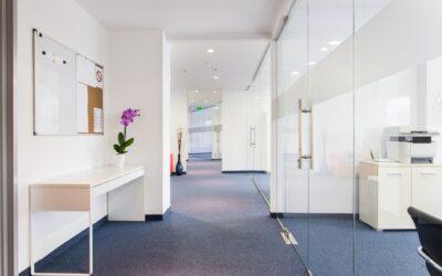 Væg til væg-tæpper højner oplevelsen for dine kunder