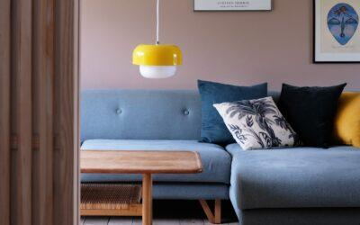 Giv din stue et friskt pust med ny belysning