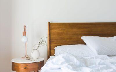 Gør soveværelset til en lækker oase